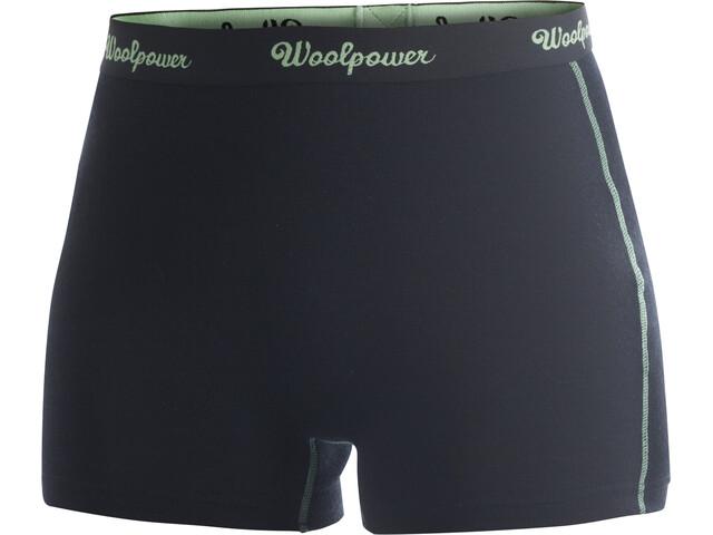 Woolpower LITE Spodnie wewnętrzne Kobiety, black